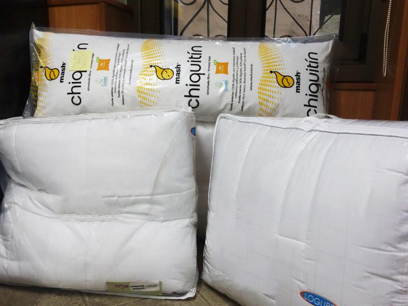 Almohadas Chiquitín